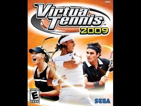 Обзор игры Virtua Tennis 2009