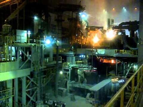Largest Electric Arc Furnace In The World Youtube