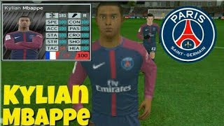 Kylian Mbappe ☆ Skills & Goals ☆ Dream League Soccer