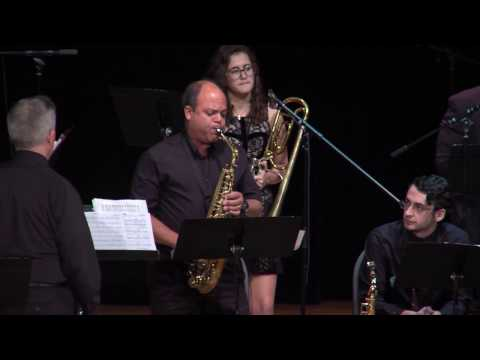 Night Time Jazz Band 2016 featuring prof. James Broderick