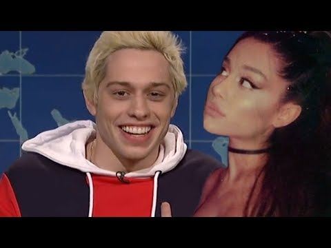 Pete Davidson Talks ALL ABOUT Ariana Grande During 1st Performance Since Suicide Scare! Mp3