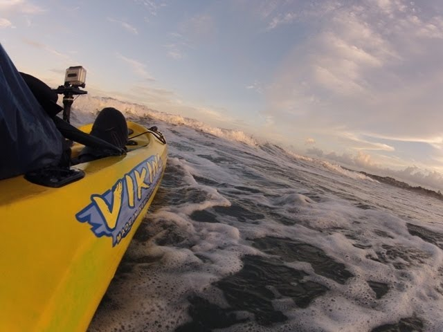 Viking Kayaks Profish 400 review Part 2 Orewa