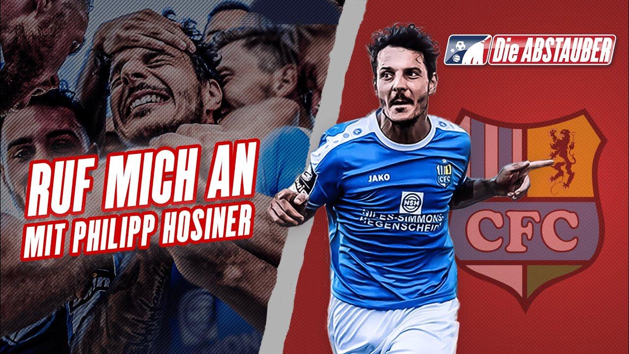 Ruf Mich An – der ABSTAUBER Podcast | Folge #69: Philipp Hosiner