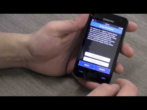 Samsung Wave M - GT S7250D Unboxing and Quick review