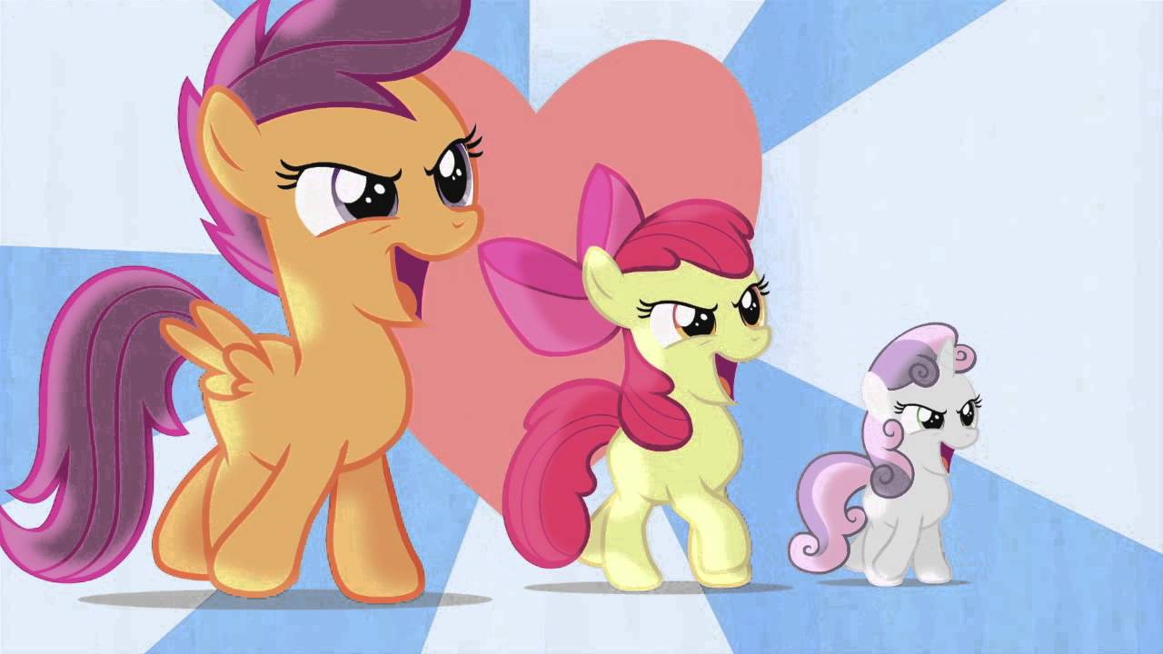 My Little Pony Music Video Hearts As Strong As Horses Youtube