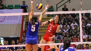 Japan vs Philippines | 06 Sep 2016 | 2nd Round | 2016 Asian Women's Club Volleyball Championship