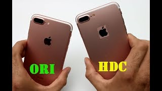 10 Cara Cek iPhone 7 Plus Asli dan Palsu (HDC, KW, Replika, Tiruan, Supercopy)