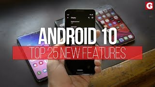 Top 25 New Features In Android 10 Demo