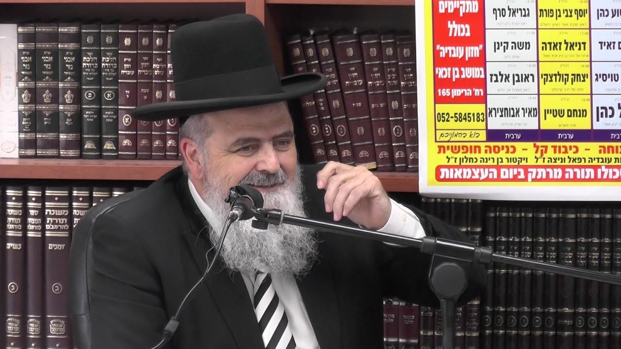הרב אהרן בוטבול  : הבערה ובישול במועד.