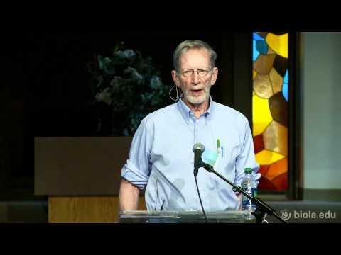 Alvin Plantinga: On Christian Scholarship - CCT Conference