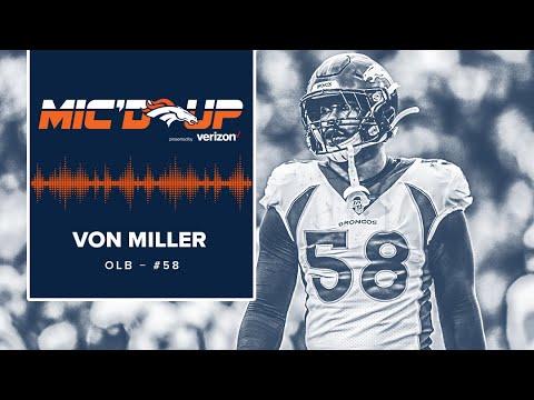 Mic'd Up: Von Miller vs. the Browns