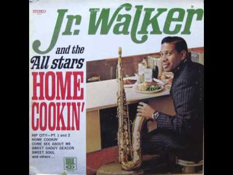 Junior Walker & the All stars   Sweet soul