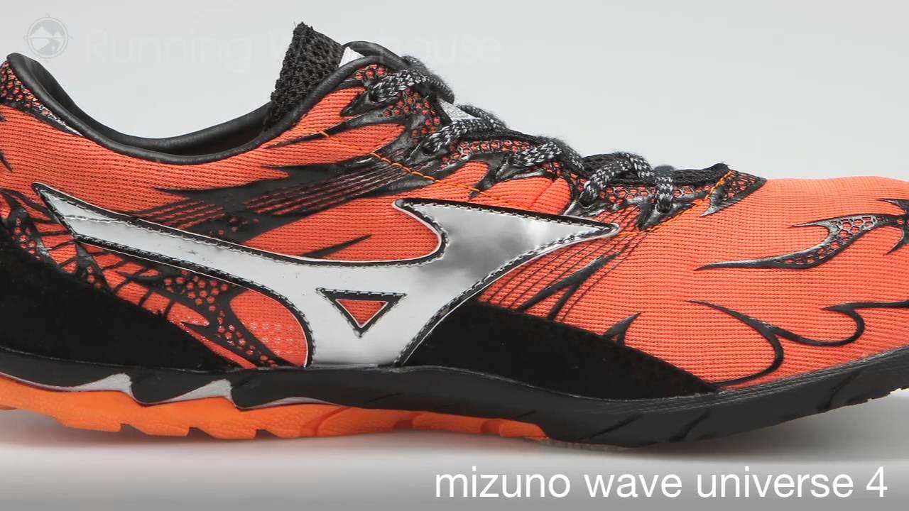 newest 281c7 b1e43 Mizuno Wave Universe 4 - YouTube