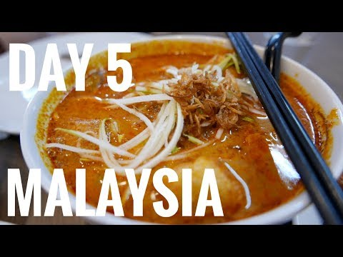 MALAYSIA // Day 5 // Experiencing the Classics: Food & Sites of Melaka
