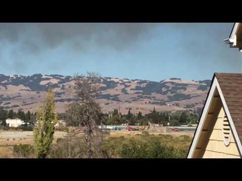 Petaluma fire