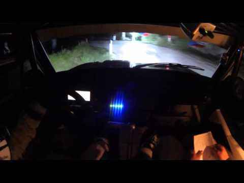 Camera Car Diana-tabarini Ps I Laghi Rally Legend 2015