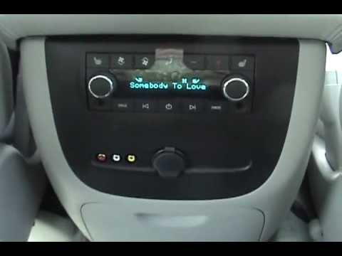 Don Hattan Chevrolet >> How to use the DVD Player In the 2011 Chevy Suburban - YouTube