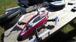 Blade Mach 25 FPV Racing Quad mit SAFE-Technologie. Racing at its best!