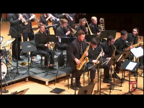 Temple University Swinging Owls 6 and Jazz Band 4: Chris Oatts and Jon Shaw, directors  This perf...