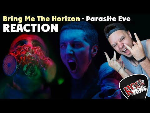 BRING ME THE HORIZON - Parasite Eve - ОБЗОР / РЕАКЦИЯ