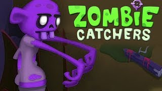 Zombie Catchers - Two Men and a Dog Beach Duty on Thursday Let's hunt zombies! Walkthrough