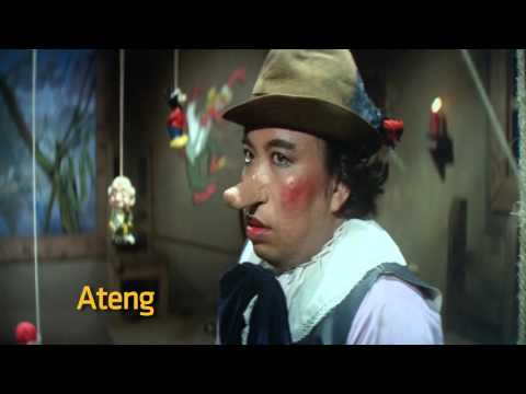 Si Boneka Kayu Pinokio (HD On Flik) - Trailer