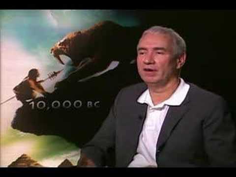 Roland Emmerich interview for 10000 B.C.