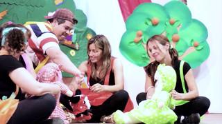 VideoNoticia: Actividades por el Día de los Jardines y de la Maestra Jardinera