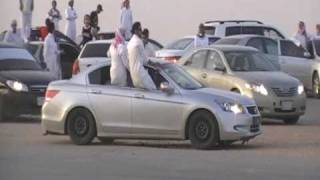 car drifting riyadh