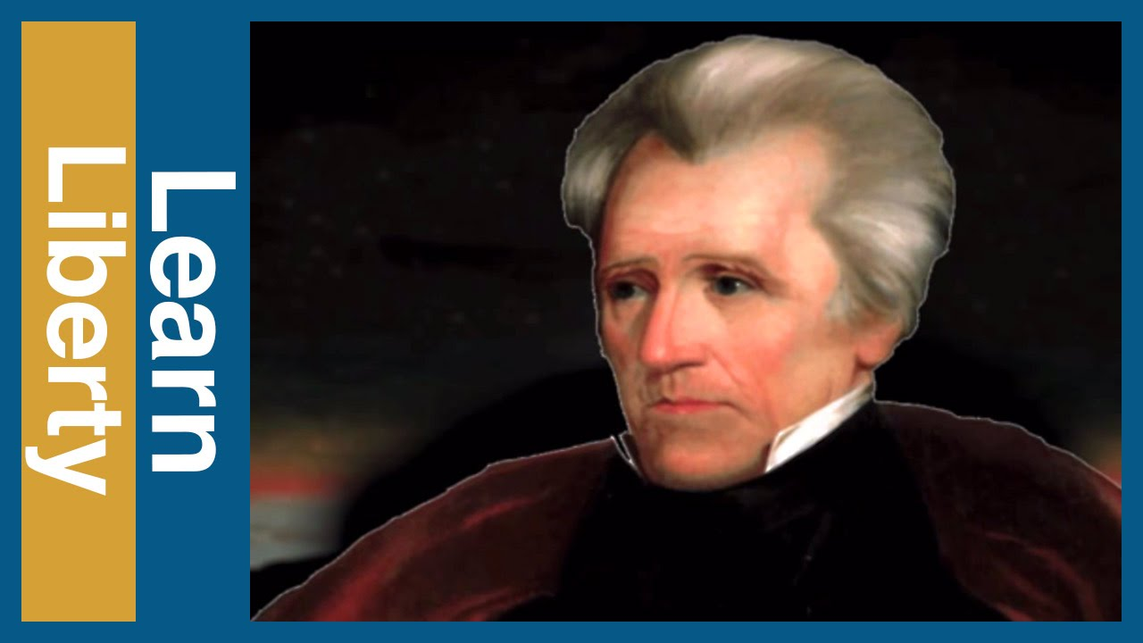 how did jackson?s presidency mark a transition between a republic and a democracy?