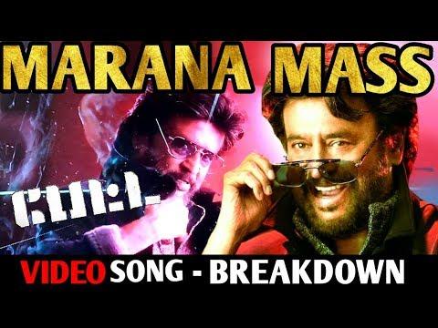 Petta Review - Marana Mass Song - Breakdown | Rajinikanth | Karthik Subbaraj | Anirudh | Petta