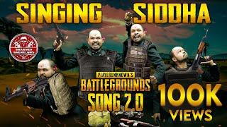 RIP PUBG    Pubg Song 2.O    Singing Siddha     BRANDED BACHELORS