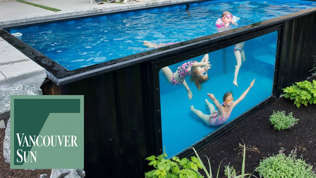 Modpools Offers A Different Kind Of Swimming Pool The