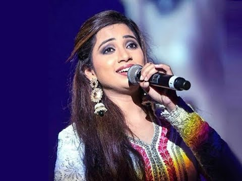 Shreya Ghoshal Mashup (Hindi)