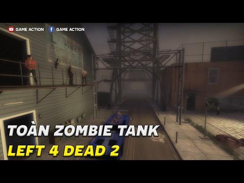 Chạy thoát khỏi Bờ sông và đầm lầy - Cùng chơi Left 4 Dead 2