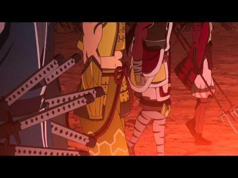 Sengoku Basara - The Last Party - English Trailer [HD]