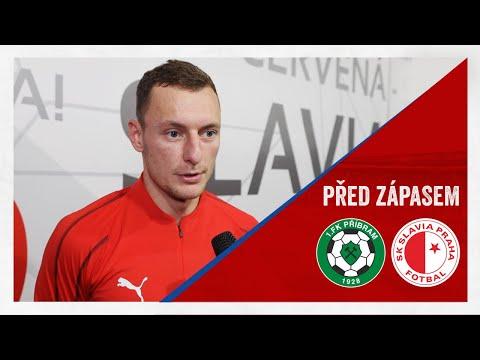 PŘED ZÁPASEM | Příbram - Slavia