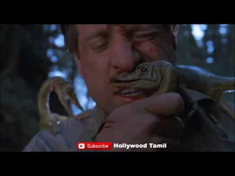 [தமிழ்] Jurassic Park-2(1997) Little Dinosaurs Attack   Super Scene   HD 720p