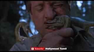 [தமிழ்] Jurassic Park-2(1997) Little Dinosaurs Attack | Super Scene | HD 720p