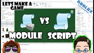 Roblox - Lets Make A Game - Lets Play with Modules [ModuleScript]