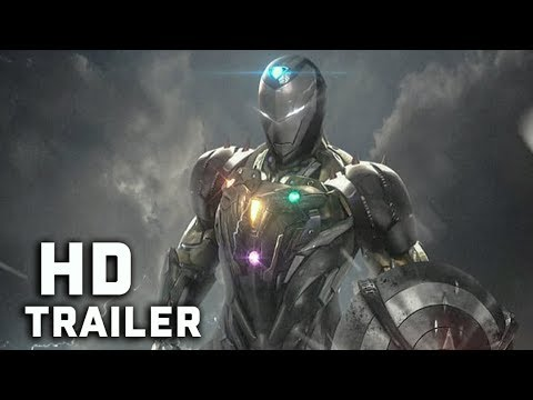 AVENGERS 4 - Tribute Trailer (2019) - 'End Game'
