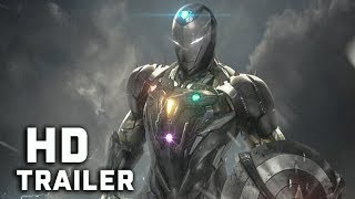 "AVENGERS 4 - Tribute Trailer (2019) - ""End Game"""
