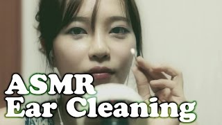 (ENG SUBTITLE)ASMR *Soft Spoken* RolePlay : Ear Cleaning