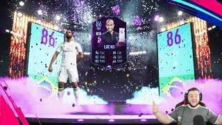 FIRST PLAYER OF THE MONTH LUCAS MOURA SBC COMPLETED!! FIFA 19 ULTIMATE TEAM