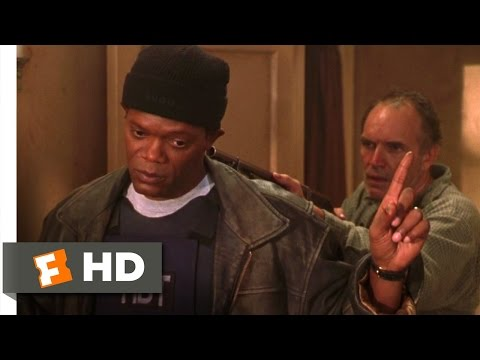 The Negotiator (1/10) Movie CLIP - No Surprises (1998) HD