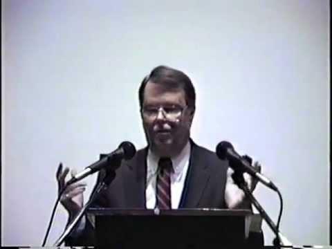 Hayward 1986 lecture 1: David Hubbard