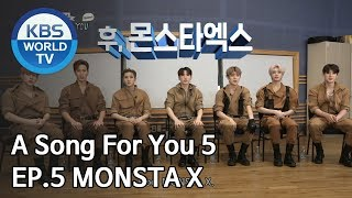 Global Request Show: A Song For You 5 - Ep.5: MONSTA X [ENG/2018.11.26]