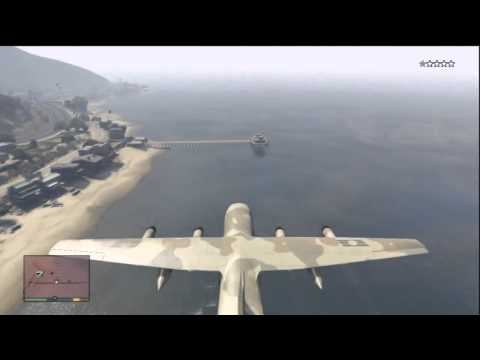 gta-v:-how-to-steal-a-titan-(ac-130)-from-fort-zancudo-military-base