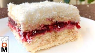Просто Вкуснейший Торт Без Выпечки С Кокосовым Кремом и Фруктовой Начинкой