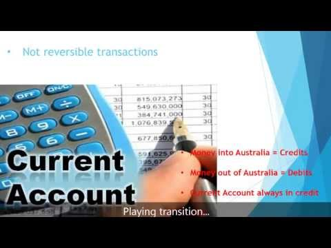 Balance of Payments in Australia for TCE Economics Students